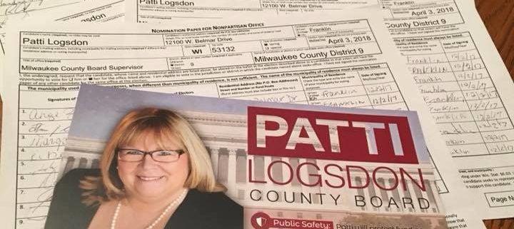 News – Patti Logsdon
